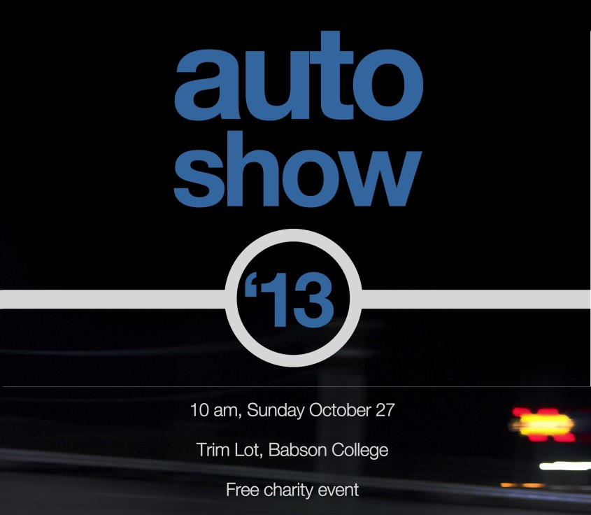 The Babson Auto Group 1st Annual Auto Show was held in Trim lot on October 27th, 2013. The turnout was fantastic and some amazing cars showed up! We raised about $1000 for the Leukemia and Lymphoma society...